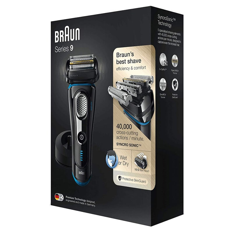 Braun Series 9 9240s Review - Price, Cleaning Station, Features, Pros and Cons